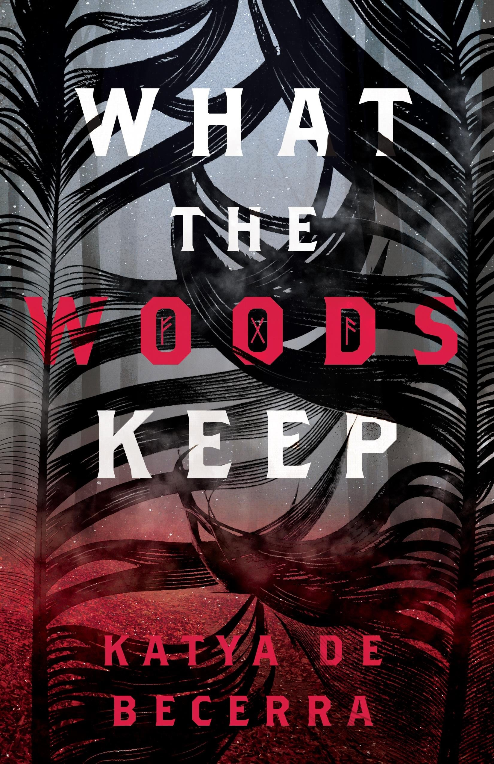 A Heady Blend of Science, Myth, and Horror | What the Woods Keep by Katya de Becerra