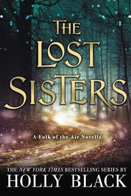 Seeing Through Twin Eyes | The Lost Sisters by Holly Black