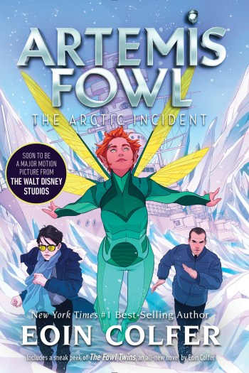 Re-Read Review | The Arctic Incident by Eoin Colfer (+ Giveaway!)