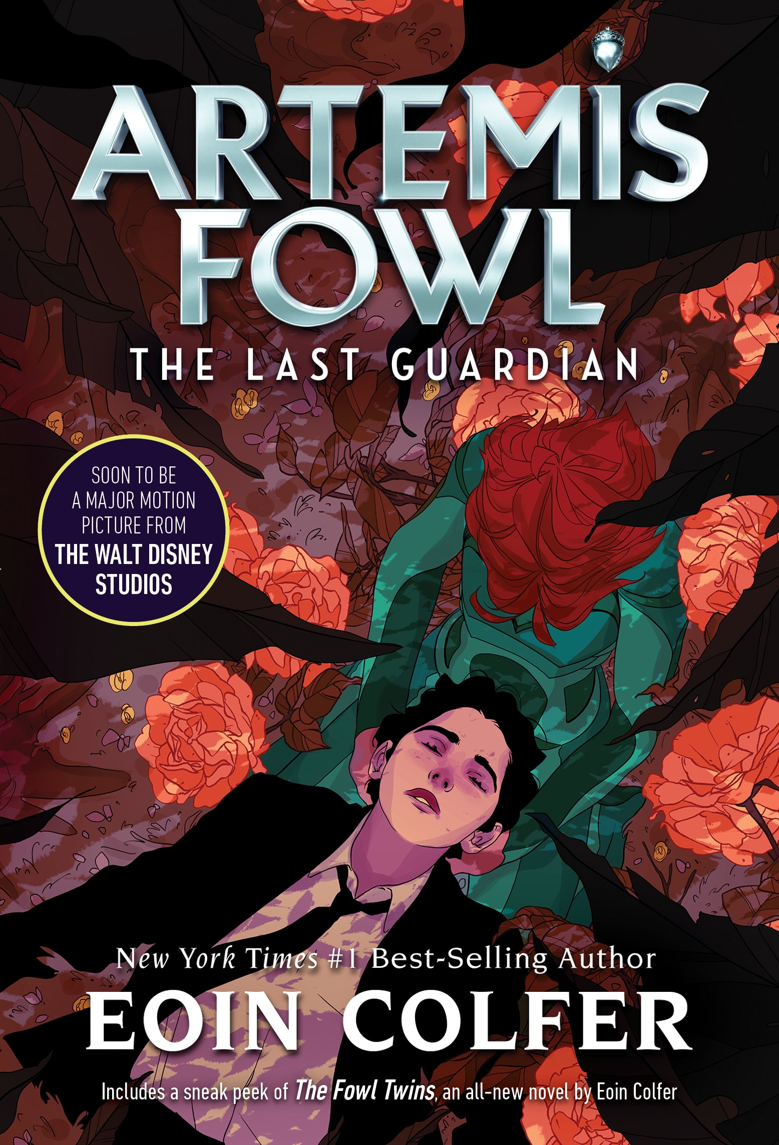 Re-Read Review | The Last Guardian by Eoin Colfer