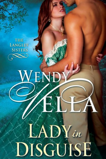 Book Review | Lady in Disguise by Wendy Vella