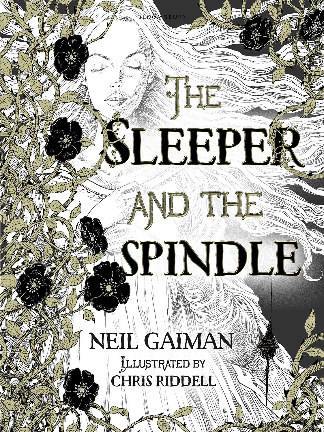 Audiobook Review | The Sleeper and the Spindle by Neil Gaiman