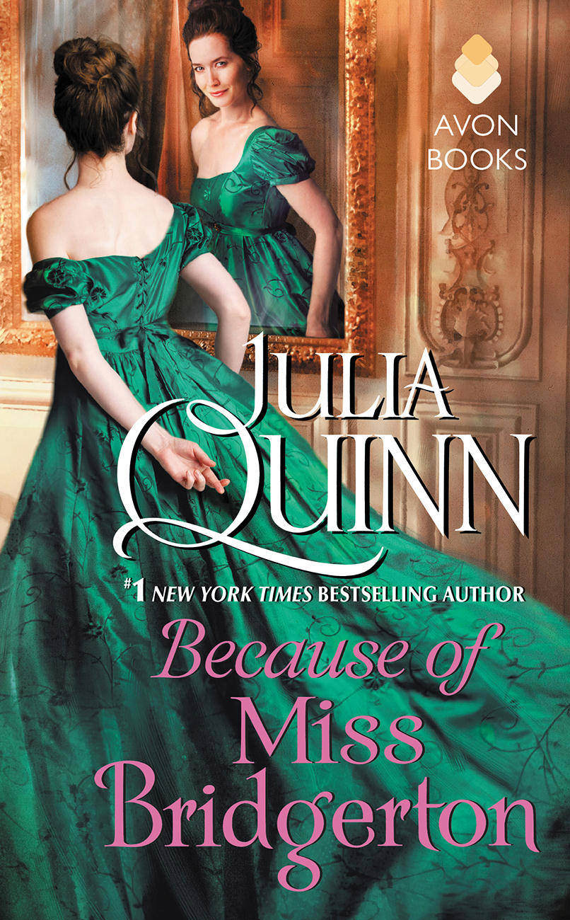 Audiobook Review | Because of Miss Bridgerton by Julia Quinn
