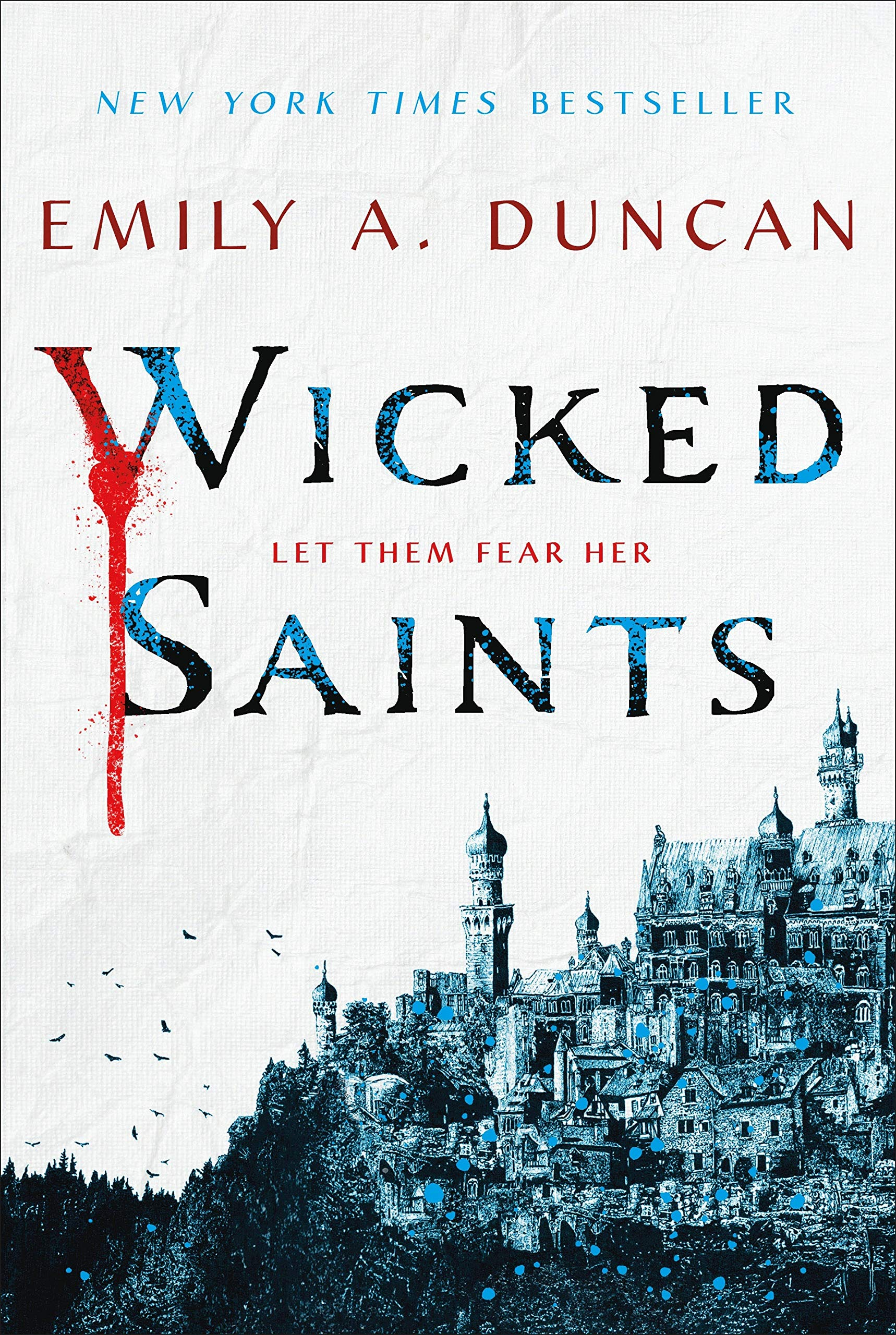 Audiobook Review | Wicked Saints by Emily A. Duncan