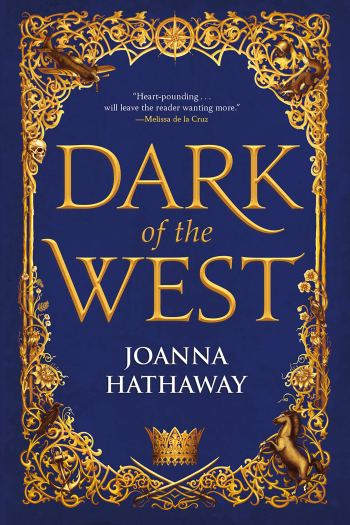 Dark of the West by Joanna Hathaway | Book Review