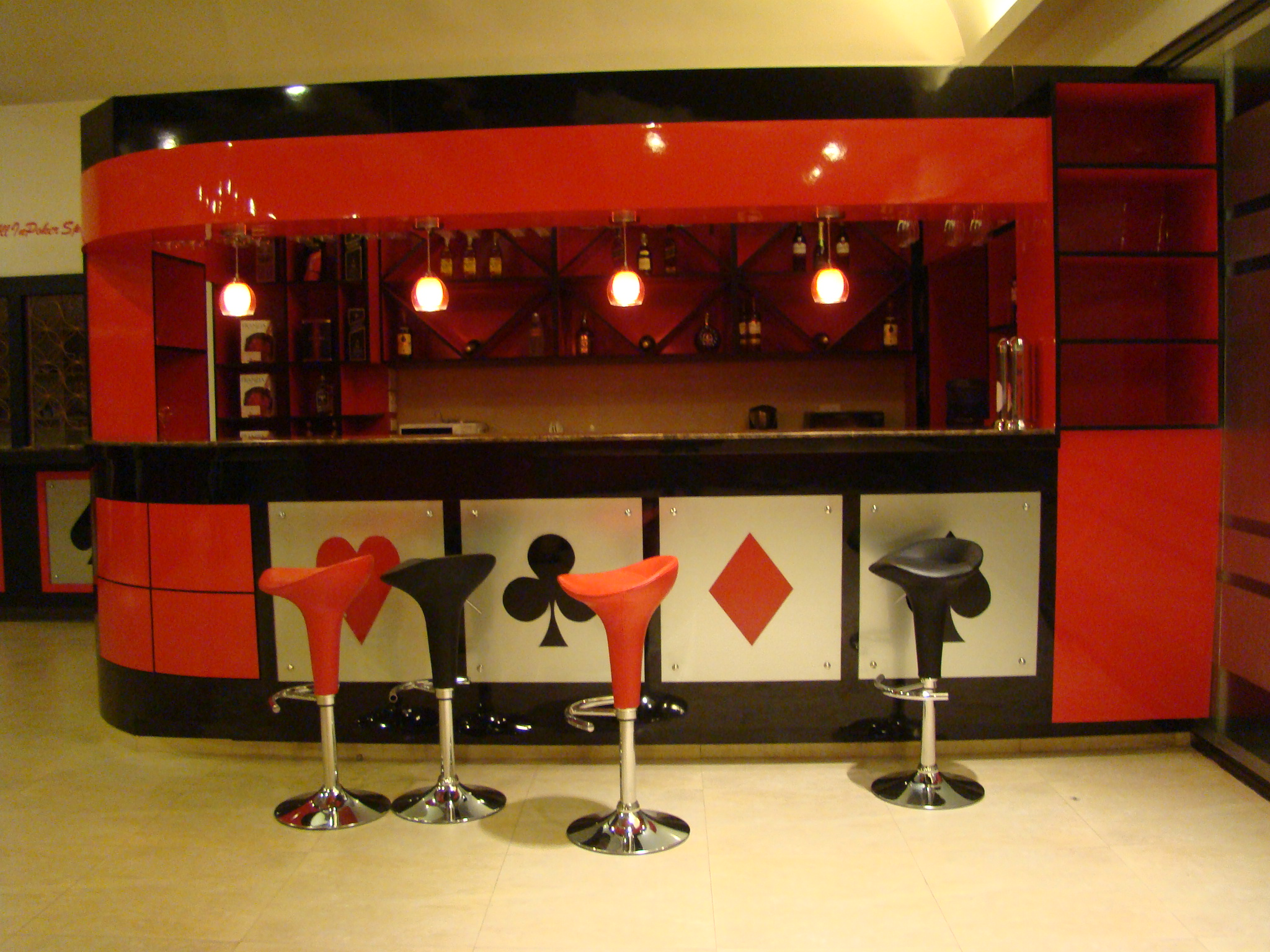 Lets All In Poker Club Novelle Office Furniture And