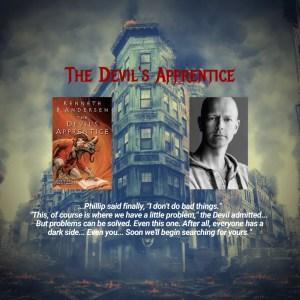 Devil's Apprentice Book Review