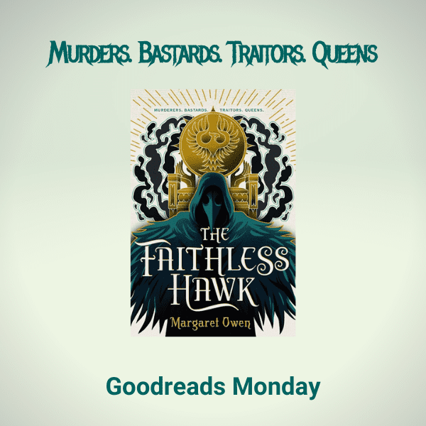 Faithless Hawk Book Cover