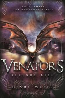 Venators Legends Rise Devri Walls