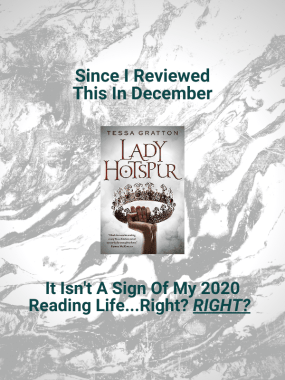 Lady Hotspur Book Review