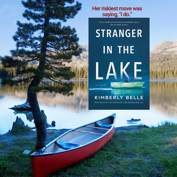 stranger in the lake cover reveal