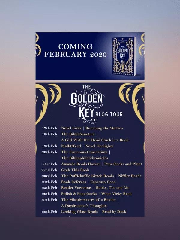 The Golden Key Marian Womack