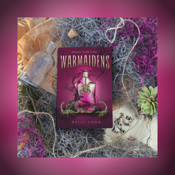 Warmaidens Cover Reveal