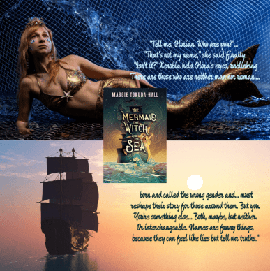 The Mermaid Witch and The Sea