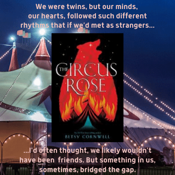 Circus Rose by Betsy Cornwell Review