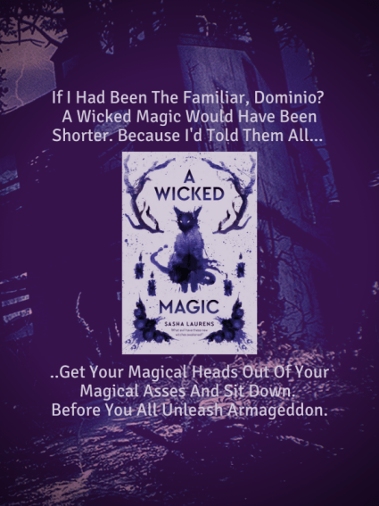 A Wicked Magic By Sasha Laurens Review