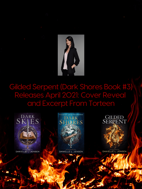 Gilded Serpents Cover And Preview By Danielle Jensen