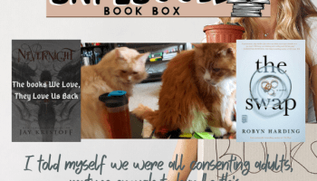 Unplugged Book Box July 2020 The Swap