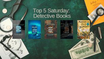 Top 5 Saturday Best Detective Book List