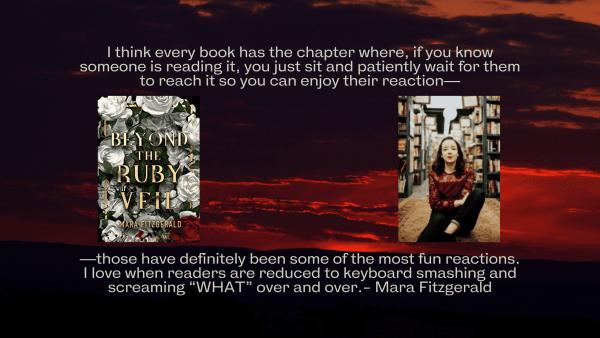 Mara Fitzgerald Author Interview
