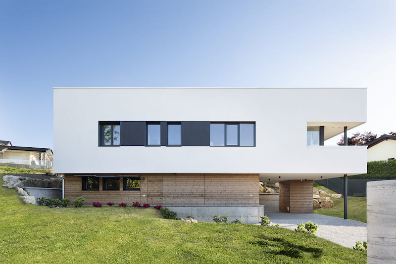 Case Prefabbricate In Legno Vario Haus Personalizzabili E
