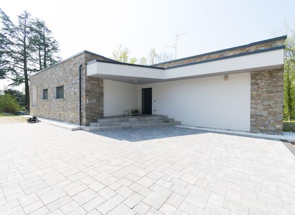 Casa in legno in stile moderno: Casa In Legno In Stile Moderno