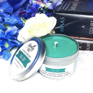 High Lady   8oz tin   Candle of the Month