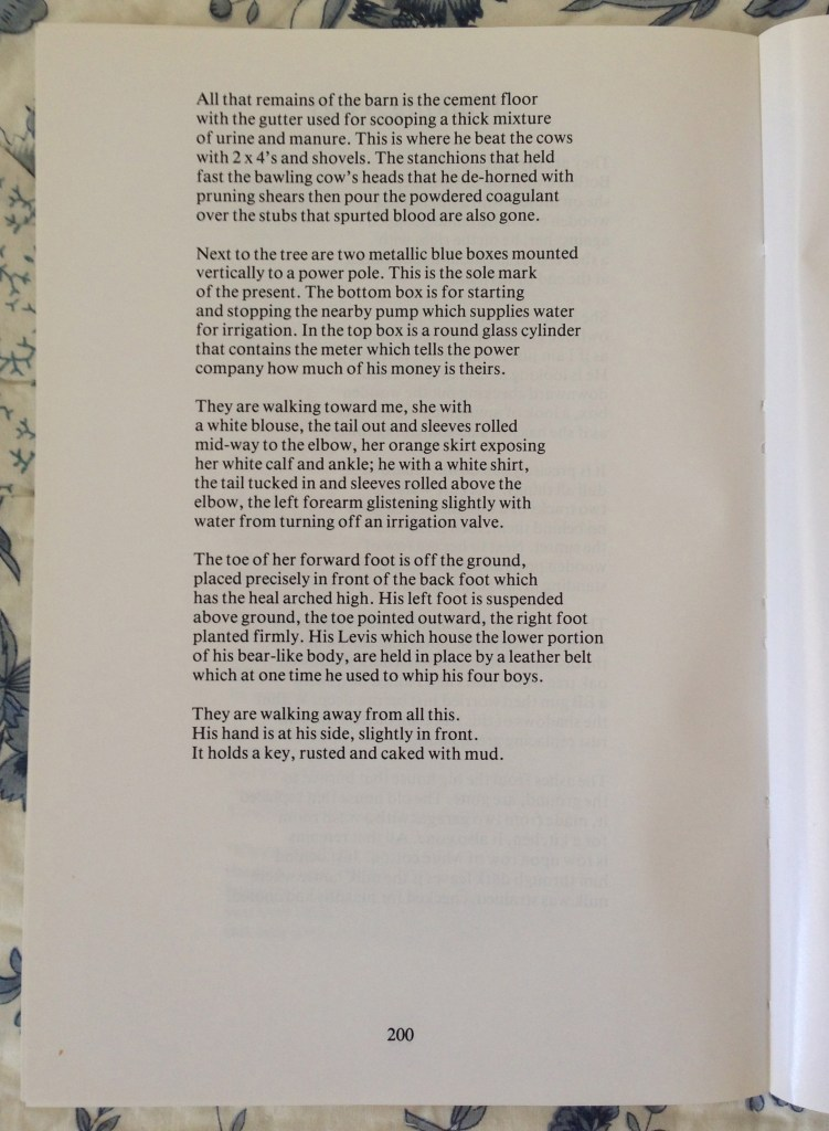 """Walking Away"" by David Sheppard – page 2"