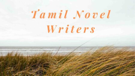 Tamil Novel Writers