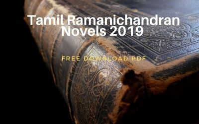 Tamil Ramanichandran Novels 2019 Free Download Pdf