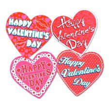 Valentine Heart Cutouts