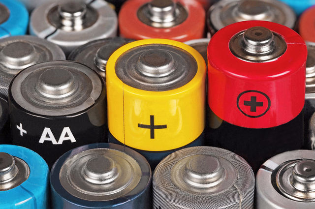 AA Batteries. Image by Vldkont (via Shutterstock).