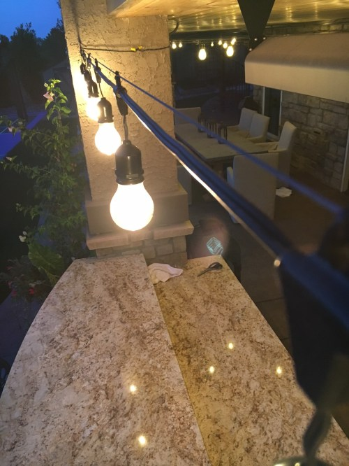 small resolution of hanging outdoor lights