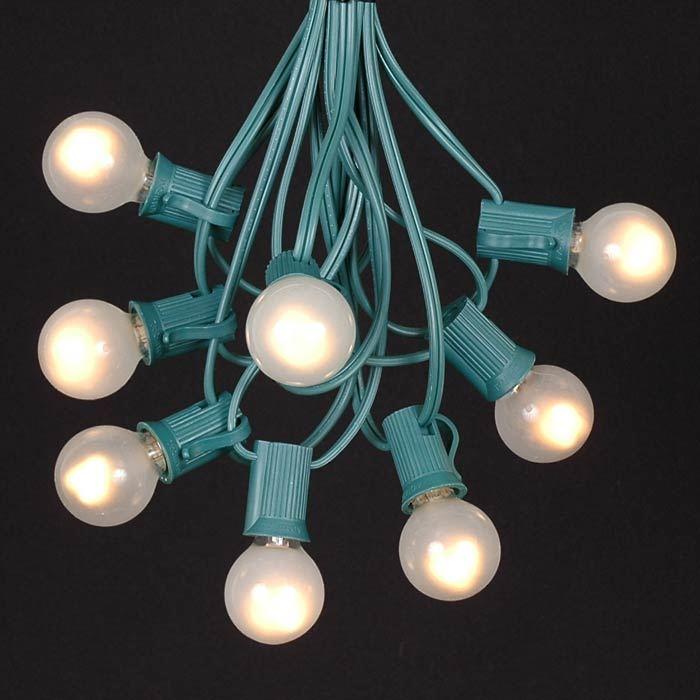 globe string lights white wire. Black Bedroom Furniture Sets. Home Design Ideas