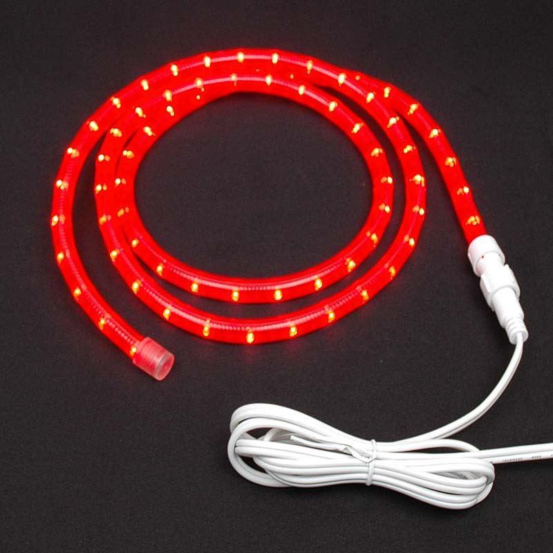 Custom Red Rope Light Kit 120V 12  Novelty Lights