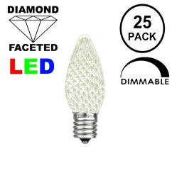 picture of warm white c7 led replacement bulbs 25 pack [ 1000 x 1000 Pixel ]