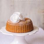 WHITE SPICE POUND CAKE