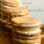 Recipe Swap: Triple M Sandwich Cookies- Molasses, Masala & Marshmallows