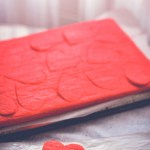 Interior Hearts Cake : A Video Tutorial