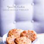 GMT : Pyaaz ki Kachori (Pastry stuffed with spicy onion filling)