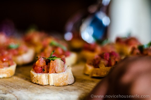 Bruschetta | The Novice Housewife