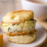 Buttermilk Biscuits and Egg Muffins