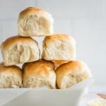 Homemade Dinner rolls/ Pav Buns