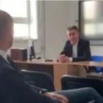 Božović na predavanju profesora Martinovića u Ćupriji: Kako Vas nije sramota što zbog Vas profesorke ne mogu da prehrane svoje porodice