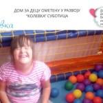 """Pomozite rad Doma za decu ometenu u razvoju """"Kolevka"""""""