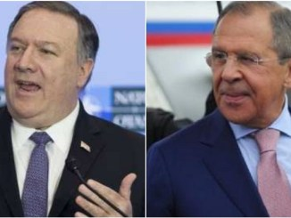 O čemu će Pompeo razgovarati sa Putinom i Lavrovom