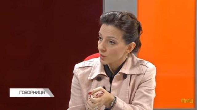 """Marinika Tepić: Promene su nemoguće """"šminkanjem sistema, već samo promenom režima"""""""