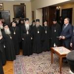 Sabor SPC: Neprihvatljiva izmena statusa Kosova; Vučić: Svi se prave blesavi, sad ću i ja da se pravim blesav