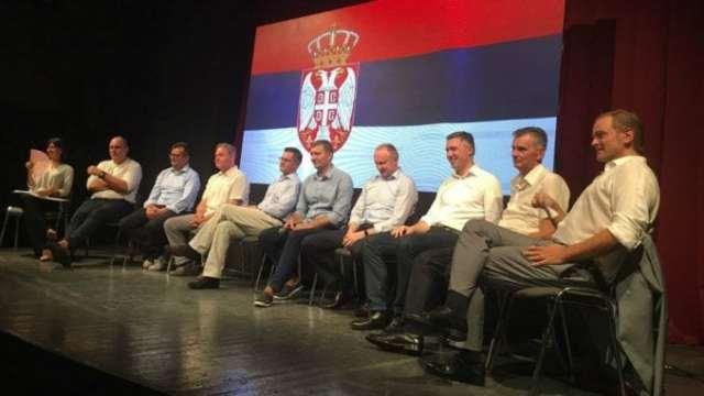 Obradović: Savez za Srbiju zajednički proglasio bojkot izbora