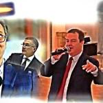 Naš narod Vučiću nije ni do kolena: Koji bi narod dozvolio da ima ministra koji izgleda kao Vulin, ministra koji peva kao Dačić, ili ministra koji gleda u Vučića kao naš dr Nebojša Stefanović?